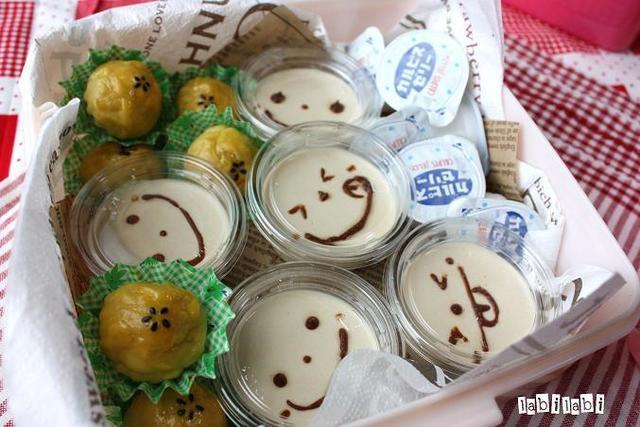 運動会 カップ コップ お弁当 プリン デザート